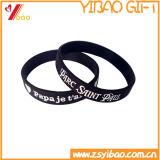 Pulseira de silicone de alta qualidade de alta qualidade (YB-AB-008)