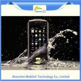 Explorador rugoso del OS del androide, PDA industrial, GPS, RFID, 3G