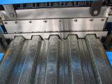 機械を形作る720鋼鉄屋根の橋床のパネルロール