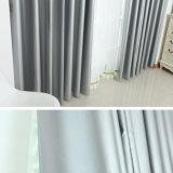 Tissu imperméable à l'eau lavable de rideau en arrêt total de Chaleur-Isolation (01F0003)