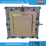 임대료를 위한 고품질 P4 실내 단계 LED 영상 벽
