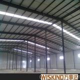 De Structuur van het Pakhuis van de Fabrikant van China, de Bouw van het Staal van de Goede Kwaliteit, het wind-Bestand Structurele Staal van de groot-Spanwijdte