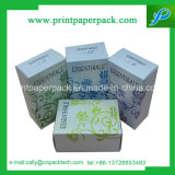 Elegant Cosmetic Folding Gift Paper Perfume Packaging Box