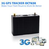 3Gネットワークをサポートしている双方向通信GPSの追跡者