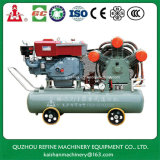 Kaishan 25HP 7bare High Pressure Diesel Drive Air Compressor W-3.2 / 7