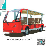 6158kf, шина 15 пассажиров электрическая миниая/миниое багги пляжа автомобиля