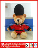 Brinquedo quente do urso do cavaleiro do luxuoso da venda com CE ASTM