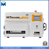 Nueva LCD máquina M-Triangel Mt102 5 de la reparación de 2017 en 1 máquina automática de la laminación del vacío del LCD con Debubbler