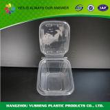 Duidelijke Plastic Fruitsalade die Container Clamshell verpakken