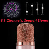 K088 Haut-parleur Portable Bluetooth Karaoke Microphone