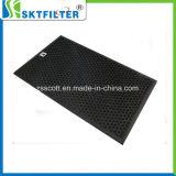 Especificada por el cliente en forma de panal de carbón activado el filtro de aire