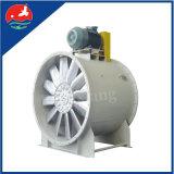 Ventilador axial de aire de la serie de DTF-12.5P del flujo de la transmisión grande de la correa