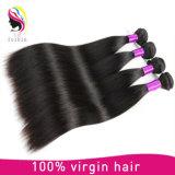 Выдвижение человеческих волос Remy девственницы бразильских волос сотка