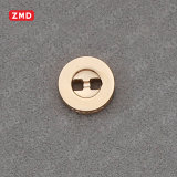 Вспомогательное оборудование одежды кнопки сплава