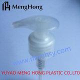 Dispensador de jabón líquido de plástico de la bomba, loción