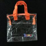 Sacchetto dell'imballaggio del regalo di acquisto del PVC