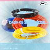 Les jumeaux de résine tressé en fibre flexible avec les normes de GB