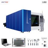 Ce supporte 500W 1000W 1500W Machine à découper au laser à fibre CNC