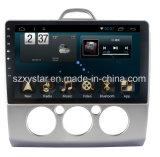 Androïde Systeem 6.0 de Speler van de Auto DVD van de Nadruk voor Ford Focus 2008 met Navigatie & GPS