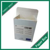 Caisse d'emballage de papier d'Ivoryboard pour la vente en gros