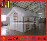 Het opblaasbare Huis van Kerstmis van het Huis van Kerstmis Opblaasbare