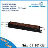 driver costante della corrente LED di 75~80W 20~114V con 0-10V che si oscura