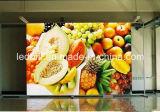 Hohe Definition P7.62 farbenreicher Innen-LED-Bildschirm 244*244mm