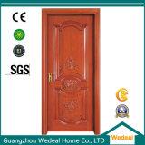 Personalizar a porta de madeira contínua do carvalho vermelho da alta qualidade