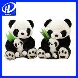 """8 """" Leuk Doll van het Stuk speelgoed van de Pluche van Jonge geitjes vulde de Dierlijke Gift van de Steun van de Kwaliteit van het Hoofdkussen van de Panda"""