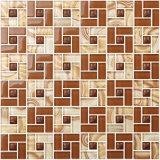 A alta qualidade da telha de mosaico de cristal com ISO9001 (AJR1502A)