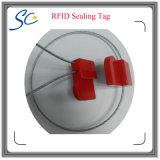 外国人H3チップ装置の機密保護のための受動RFID鋼鉄シールの札