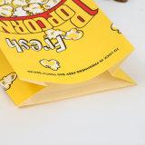 Custom pequenas embarcações de sacos de papel reciclado para Milho de Pipoca