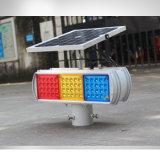 Luz que contellea del módulo del tráfico azul amarillo rojo de la seguridad en carretera LED