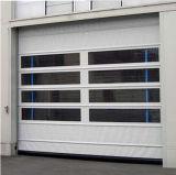 Portas de garagem Portas de rolo e serviço de reparação (Hz-FC03650)