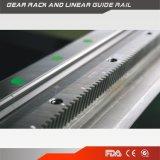 Machine de découpage de laser de fibre pour le métier en métal