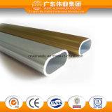 Color y diseño modificados para requisitos particulares del tubo de la aleación de aluminio
