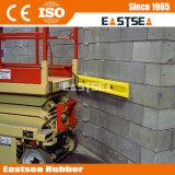 무거운 의무 E-모양 고무 벽 보호대 (DH-WP-4)