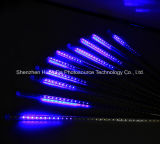 Streifen des LED-dekorativer Feiertags-Meteor-Licht-2835/40LEDs 7V LED