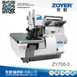 Zy700-3 3 Thread surjeteuse super haute vitesse