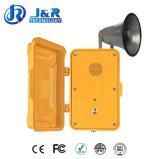 Tunnel SIP-Telefon, wasserdichtes drahtloses Telefon, drahtlose Telefone für Industrie
