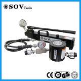 Zylinder Absperrventil-100ton einzelner verantwortlicher dünner Hydraulik-Wagenheber (SOV-RCS)