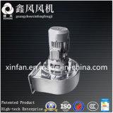Ventilador industrial centrífugo do aço 2 inoxidável