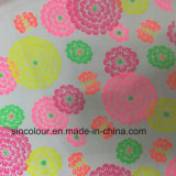 tela Allover da impressão de 88%Polyester 12%Spandex para o Swimwear