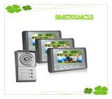 Porte de vidéo téléphone filaire sonnette avec appareil photo