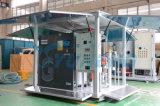 Equipamento de secagem do transformador por elementos de filtro especial GF-100