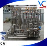Esterilizador tubular automático de la leche de Uht del acero inoxidable