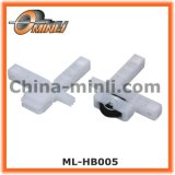 Angolo unito di nylon per il profilo di alluminio della finestra (ML-HA001)