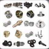 Aluminio/aluminio/el trabajar a máquina de cobre amarillo/de acero del CNC de las piezas de automóvil de la precisión del repuesto de la aduana del metal