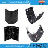 Module d'affichage à LED flexible à l'intérieur P4mm
