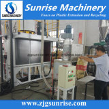 Miscelatore ad alta velocità per la polvere del PVC che si mescola con il sistema d'alimentazione di vuoto